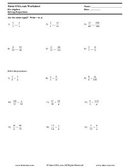 Comfortable Picture The Ratios Printable Ratio Worksheet