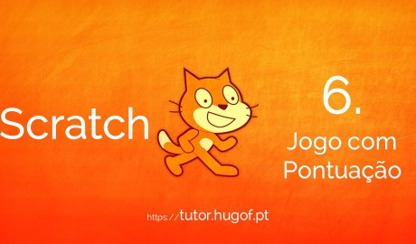 Scratch: 6. Jogo com dificuldade crescente