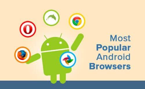 Browser Android Terbaik yang Cepat dan Ringan Digunakan 2017