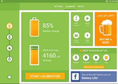 Cara Kalibrasi Baterai Android Yang Benar dan Sangat Mudah