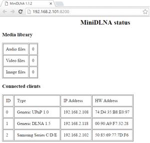 MiniDLNA_WebPage