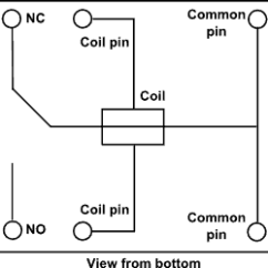 11 Pin Relay Socket Wiring Diagram Nissan Almera Radio Identify Terminal Pins Of A Without Reference To Datasheet Figure 16 The Distribution Trb 12vdc Sb Cl As Determined
