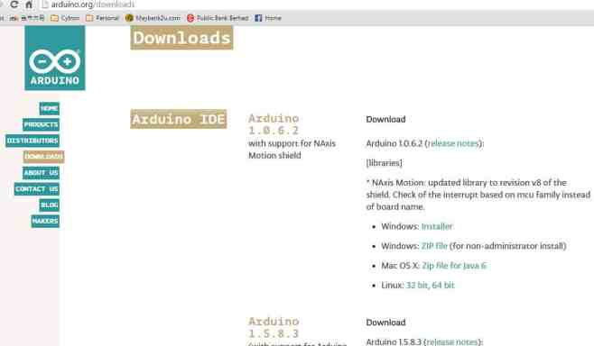 org download page