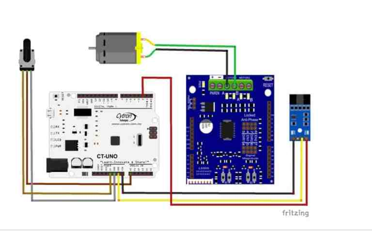 Getting Started with Encoder Sensor Module (SN-ENC-MOD)