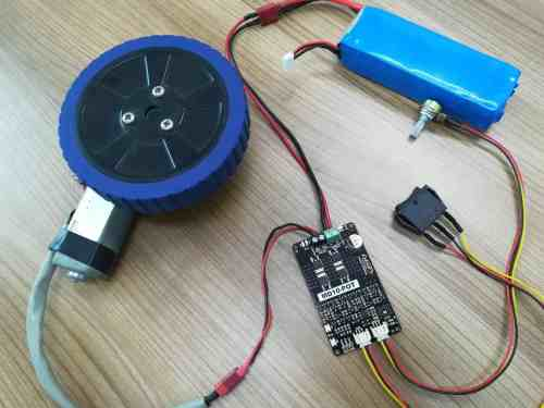 small resolution of md10 pot controlling dc motor without writing code
