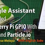 Google Assistant Raspberry Pi GPIO