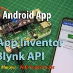Android App With Blynk Api