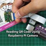 Raspberry Pi Camera QR Scanner