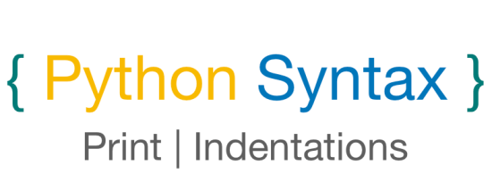 Python Syntax Basic Introduction with Examples 3