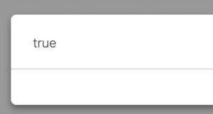 JavaScript string as number