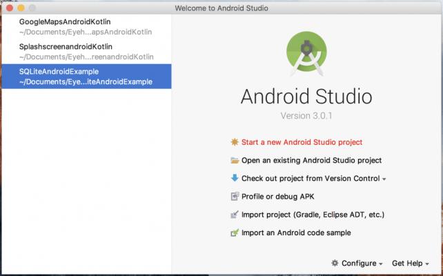 Google Maps Android Kotlin example tutorials