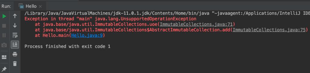 java Initialization ArrayList in one line