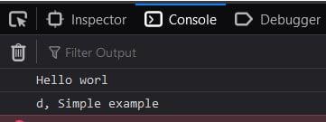JavaScript split a string at the index
