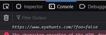JavaScript change replace URL parameter
