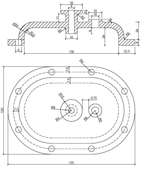 Autocad 2d And 3d Design