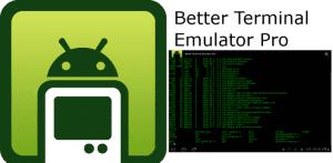 aplikasi Terminal Emulator