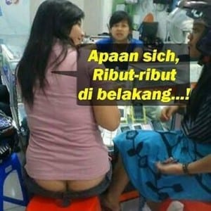Puluhan Meme Gagal Fokus Lucu Kocak Gokil Terbaru 2018