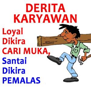 Kumpulan DP Nasib Karyawan Sedih  Lucu Terbaru 2018