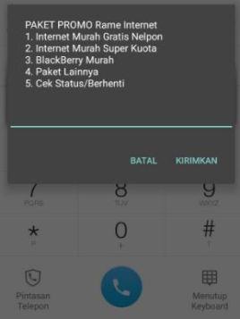 cara daftar paket internet telkomsel loop