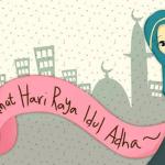 Koleksi Gambar Lucu Idul Adha buat DP BBM Terbaru
