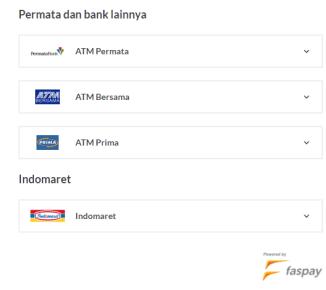 cara pembayaran kredivo via fasapay