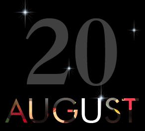 Gambar DP BBM Welcome Agustus Tanggal 20