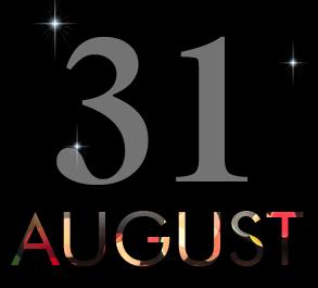 Gambar DP BBM Welcome Agustus Tanggal 31