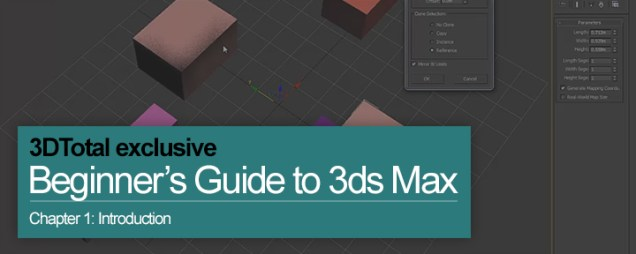 Beginner's Guide to 3ds Max - 01: Introduction to the 3ds Max Interface