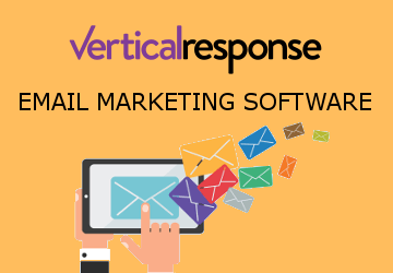 Vertical Response Email marketing software