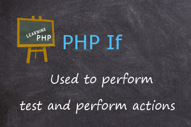 PHP if...elseif...else statement