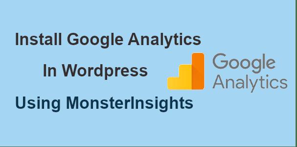 install-google-analytics-banner