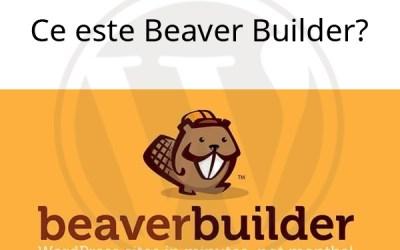 Ce este Beaver Builder?