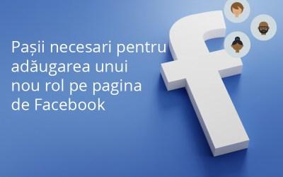 Facebook: cum adaugi un utilizator nou pe pagină