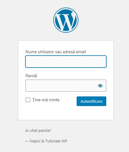 WordPress Private Site
