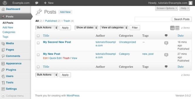Image result for bluehost dashboard information image