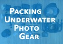 camera gear layout for packing