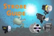 underwater strobe comparison