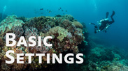 basic settings for underwater photography thumbnail