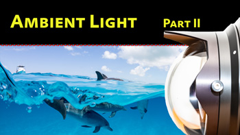 Ambient Light Lenses and Dome Ports video tutorial thumbnail