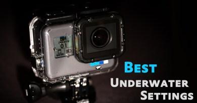Best GoPro Underwater Video Settings