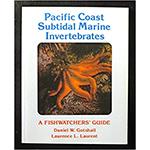 Pacific Coast Subtidal Marine Invertebrates Identification Book