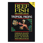 Reef Fish Identification Tropical Pacific