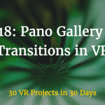 transitions in webvr - day 18