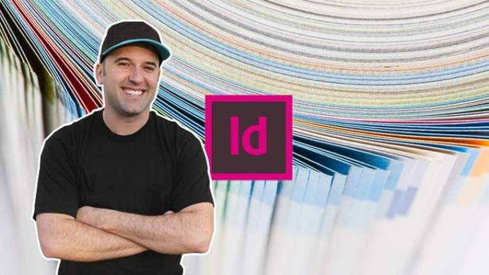 Learn Adobe InDesign: Design a Magazine and More in InDesign