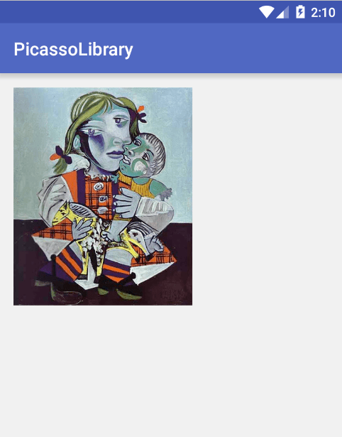 Android Picasso Library Tutorial With Example - Tutorialwing