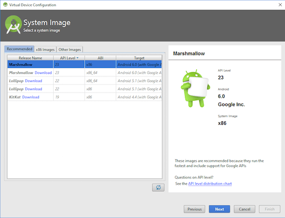 Tutorialwing - Android Studio Create Virtual Device Step3