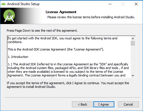 Tutorialwing - Android Studio Install Step-3