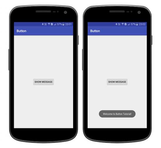 Tutorialwing Android Button Tutorial Output