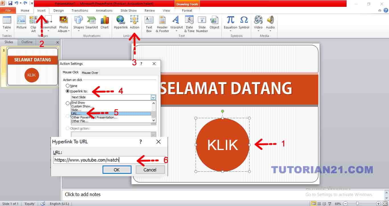 Ms Powerpoint 4 1