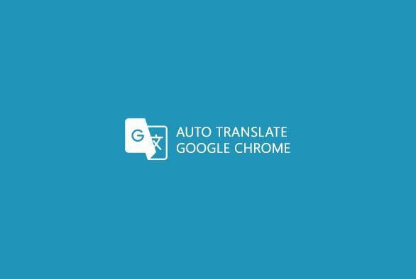 auto translate google chrome